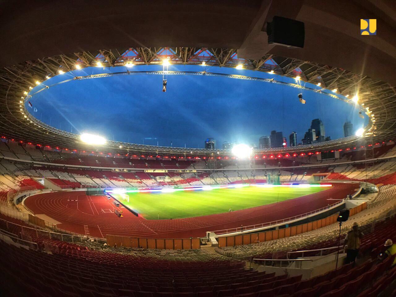 Anggaran Rp 65-300 Miliar, Pemerintah Targetkan Perbaikan 'Venue' Piala Dunia FIFA U-20 Selesai Desember 2020 113