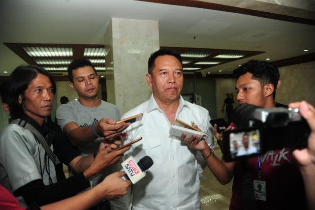 DPR RI Komisi I : Larang Eks ISIS Pulang ke Indonesia Tak Langgar HAM 113
