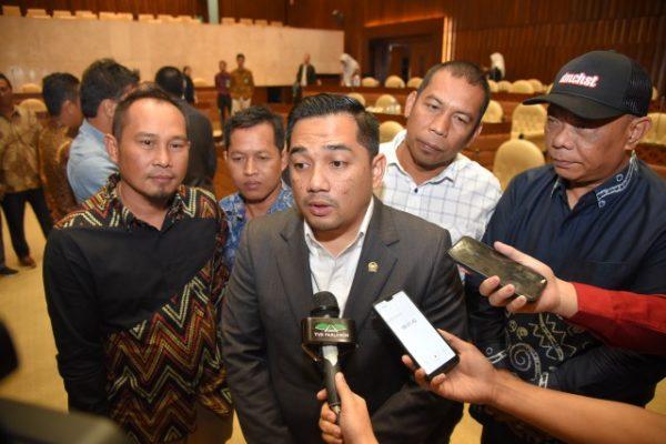 DPR Dipercaya Publik, Rifqinizamy Apresiasi Peran Biro Pemberitaan Parlemen 101