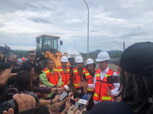 Tempat Jauh dari Permukiman, Presiden Apresiasi Pengelolaan TPA Sampah Regional Banjar Bakula 113