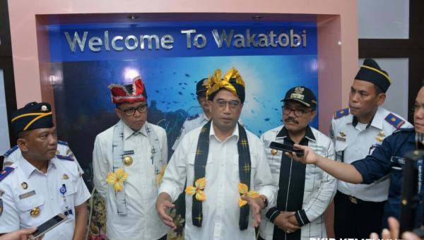 Termasuk 10 Destinasi Wisata Prioritas, Pemerintah Terus Kembangkan Bandara Matahora, Wakatobi 101