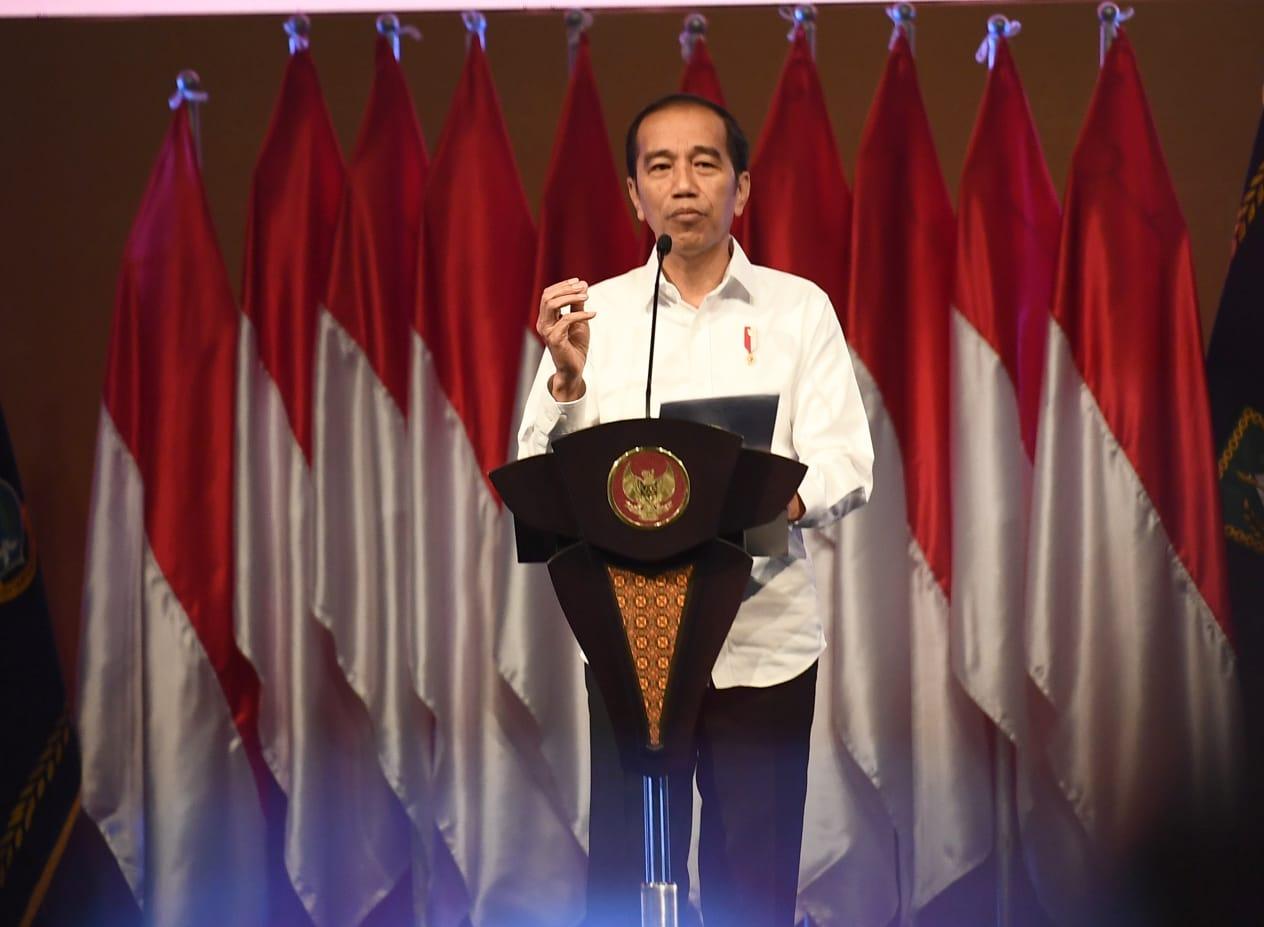 Instruksi Presiden Terkait Kesiagaan Hadapi Bencana 113