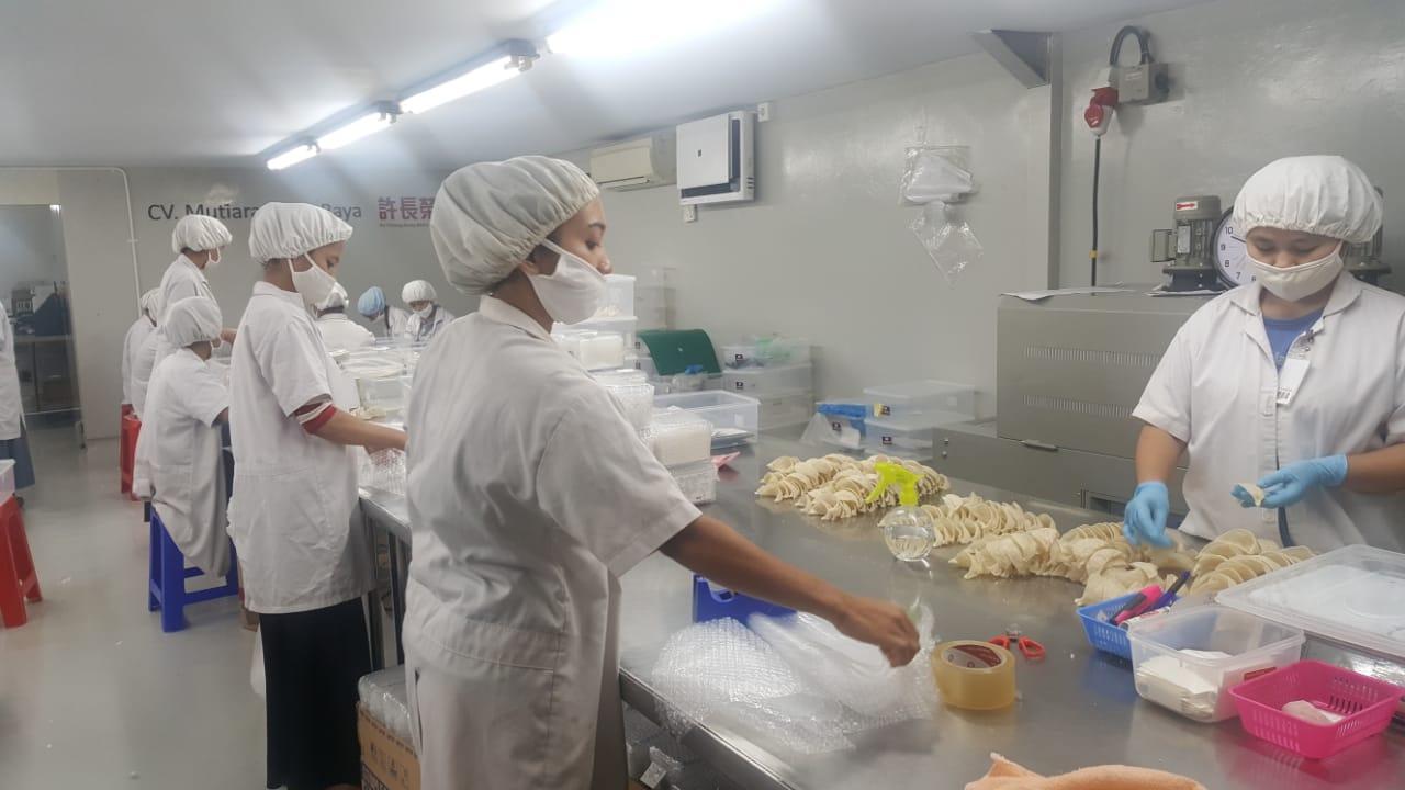 Sertifikasi NKV Dorong Peningkatan Daya Saing Produk Sarang Burung Walet 102