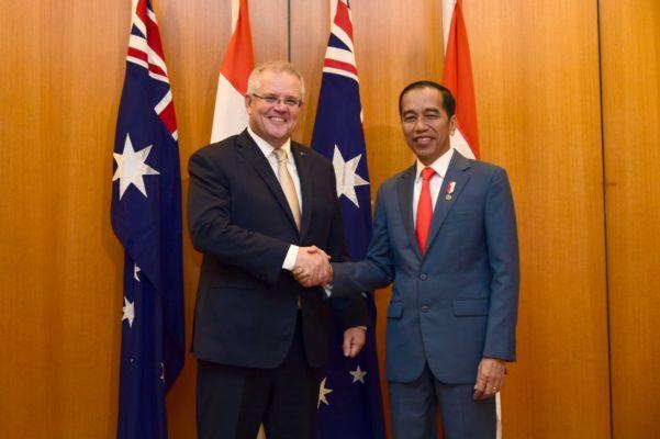 Presiden Jokowi Apresiasi Dukungan Partai Buruh Australia dalam Peningkatan Hubungan Indonesia-Australia 101