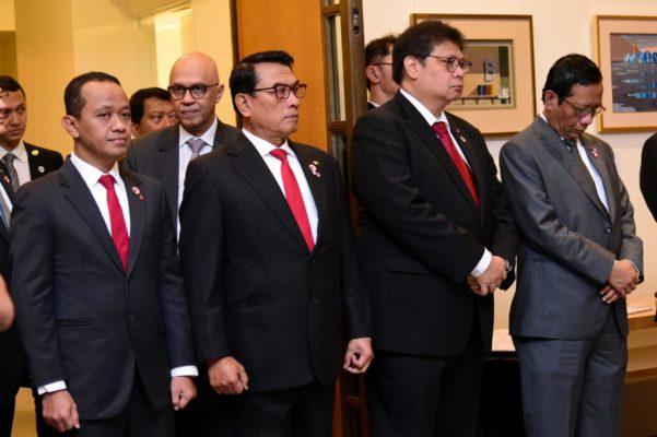 Presiden Jokowi Apresiasi Dukungan Partai Buruh Australia dalam Peningkatan Hubungan Indonesia-Australia 102