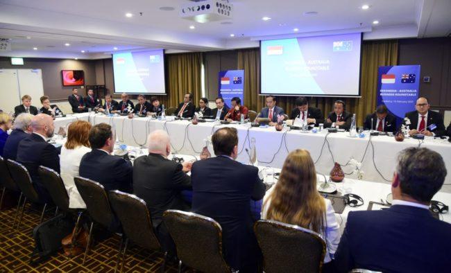 Bicara di Forum Bisnis, Presiden Sampaikan Komitmen Indonesia Ramah Investasi 114