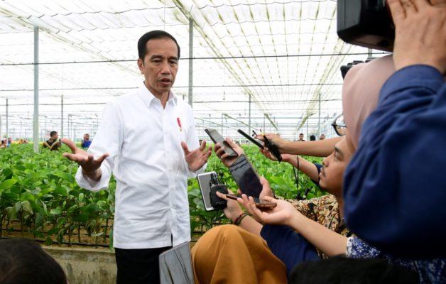 Presiden Joko Widodo : Pemerintah Siapkan Opsi Evakuasi WNI dari Jepang 101