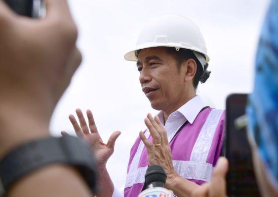 Presiden Joko Widodo : Renovasi Sekolah untuk Dukung Pengembangan SDM 101