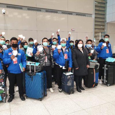 Pemerintah Terus Berupaya Tingkatkan Perlindungan WNI di Korea Selatan 101