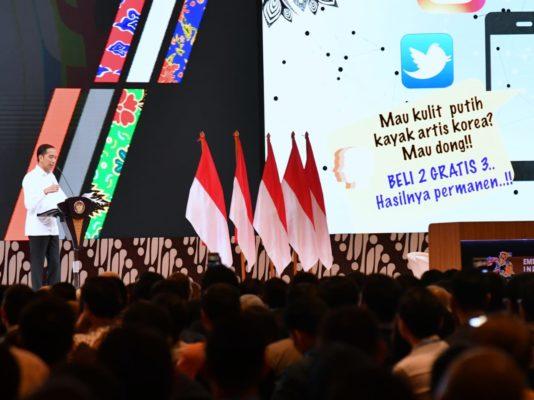 Presiden: Arahkan Potensi Ekonomi Digital Indonesia bagi Kesejahteraan Masyarakat 102
