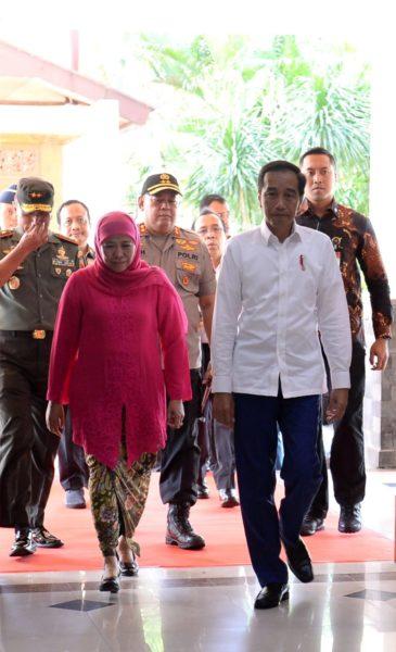Bertolak ke Surabaya, Presiden Akan Hadiri Pengukuhan Guru Besar K.H. Asep Saifuddin Chalim 102