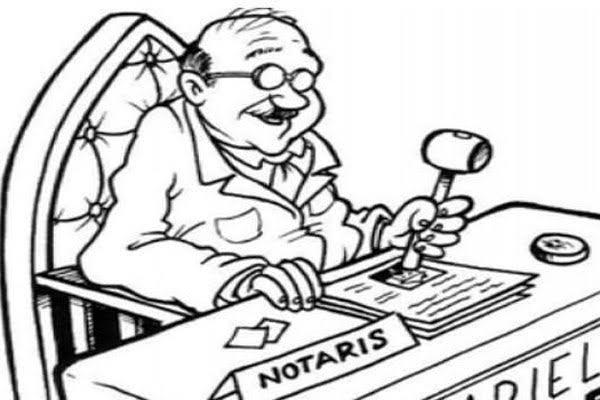 Malpraktek Notaris Adalah Bentuk Penghianatan Jabatan Pada Rakyat 114