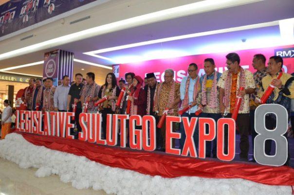DPR Meriahkan Legislatif SulutGo Expo 2020 113