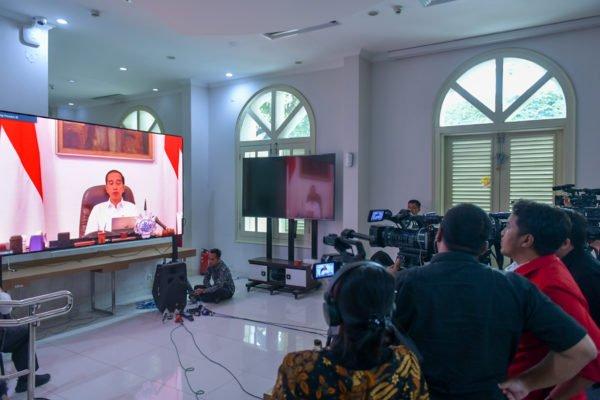 Presiden Tekankan Kebijakan Kelautan Harus Antisipasi dan Adaptasi Perkembangan Teknologi 101