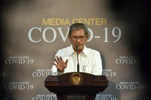 Achmad Yurianto : Hari Ini 2 Orang Lagi Positif Covid-19 113