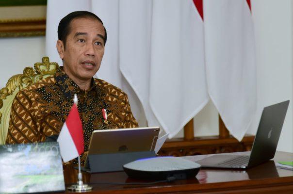 Pimpin Ratas Soal Mudik, Presiden: Fokus Kita Mencegah Meluasnya Covid-19 112