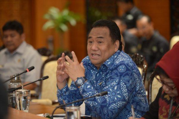 Rachmat Gobel Dorong Pemerintah Amati Dampak Ekonomi Pasca Covid-19 101