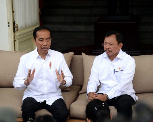 Dua WNI Positif Terjangkit, Presiden Tegaskan Keseriusan Pemerintah Tangani Wabah Korona 101