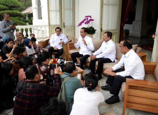Dua WNI Positif Terjangkit, Presiden Tegaskan Keseriusan Pemerintah Tangani Wabah Korona 102