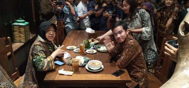 Sharing Program Wali Kota Surabaya, Tri Rismaharini Bertemu Gibran Rakabuming 101