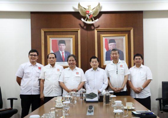 Terima Pengurus DPP REI, Menteri Suharso Minta Pengusaha Real Estate Bantu Pemerintah 101