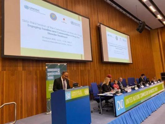 Luar Biasa BNN RI Menjadi Sponsor Utama Program Baru PBB 102