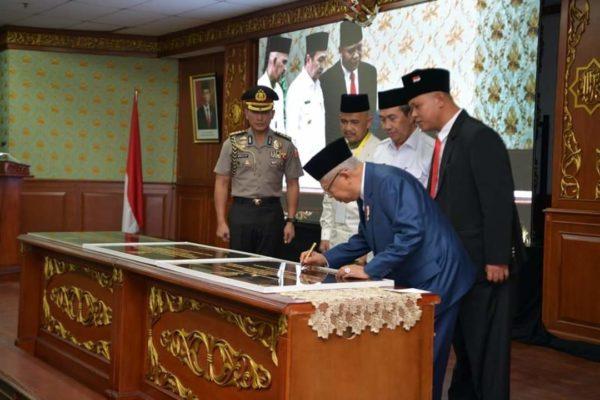 Wakil Presiden K.H. Ma'ruf Amin Ucapkan Terima Kasih Atas Gelar Bapak Ekonomi Syariah Dari UIN Suska Riau 102