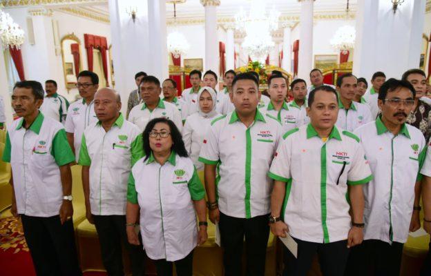 Presiden : Tingkatkan Manajemen Pertanian untuk Ekonomi dan Kesejahteraan Rakyat 102