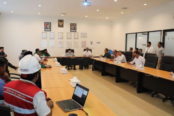 Menteri PPN/Kepala Bappenas Kunjungi Proyek Tol Trans Sumatera Di Banda Aceh 102