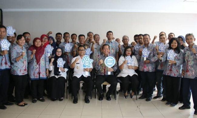 BNN Jakarta Utara Ajak Masyarakat Berantas Narkotika 101