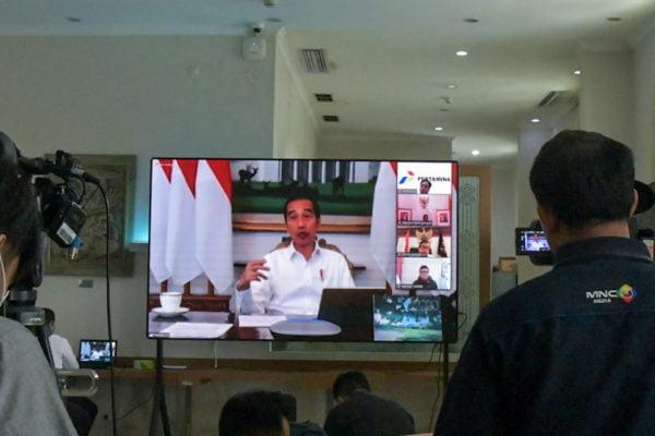 3 Arahan Presiden untuk Persiapan Ramadan dan Idulfitri 113