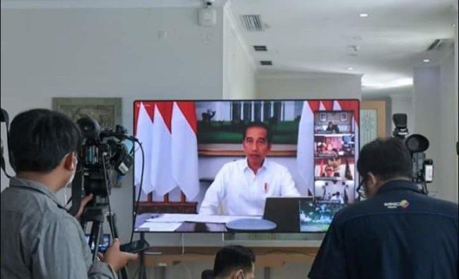Presiden : Siapkan Skenario Komprehensif Antisipasi Mudik 113