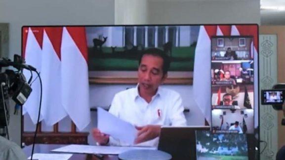 Presiden Dorong Partisipasi RT/RW Soal Status ODP bagi Pemudik