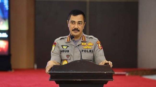 Kabarhakam Polri Tingkatkan Patroli Operasi Aman Nusa II Penanggulangan COVID-19 113
