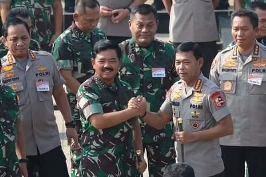 Kapolri Perintahkan Jajarannya Tangani Konflik Sosial Ditengah Pandemi Covid-19 102