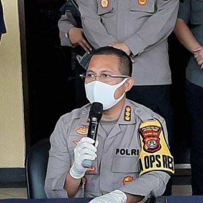 Polda Metro Jaya Bersama Polres Jaktim Rilis Pengungkapan Tawuran Remaja Ciracas dan Perampokan Minimarket 114
