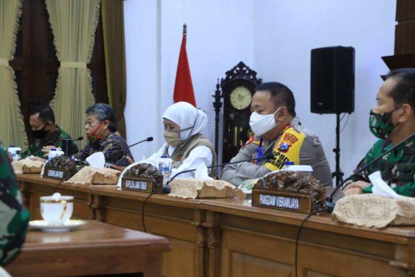 Pemprov Jatim Putuskan PSBB Surabaya , Gresik dan Sidoarjo Dimulai 28 April hingga 11 Mei 2020 113