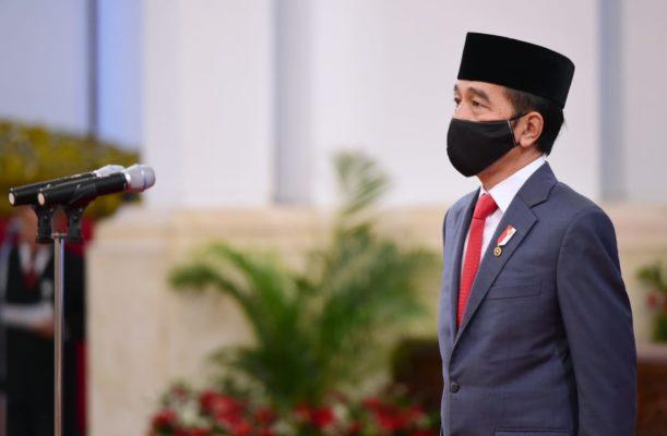 Presiden Jokowi Ambil Sumpah Syarifuddin sebagai Ketua MA 113