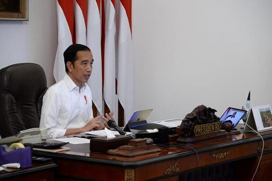 Hadapi Pandemi Covid-19, Jokowi: Jaga Ketersediaan Pangan dan Tumbuhkan Gotong Royong 113