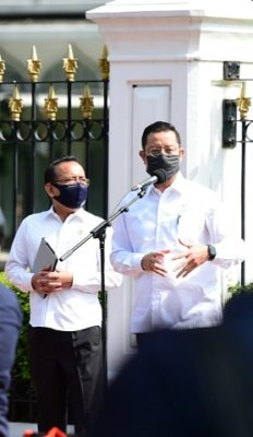 1,2 Juta Paket Sembako Presiden Mulai Disalurkan di DKI Jakarta 114