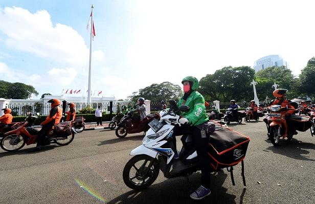 1,2 Juta Paket Sembako Presiden Mulai Disalurkan di DKI Jakarta 113
