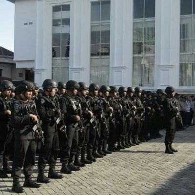 BNPT Selidiki Potensi Ancaman Terorisme Saat Lebaran 102