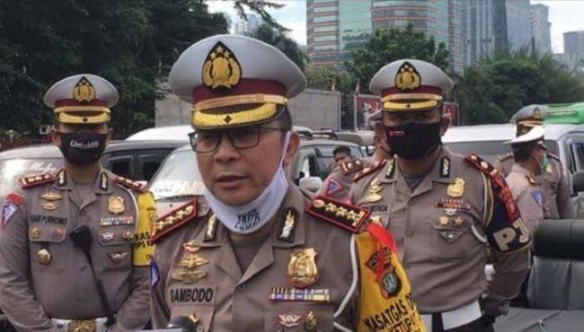 Dirlantas Polda Metro Jaya Paksa Putar Balik 37.642 Kendaraan karena Bawa Pemudik 113