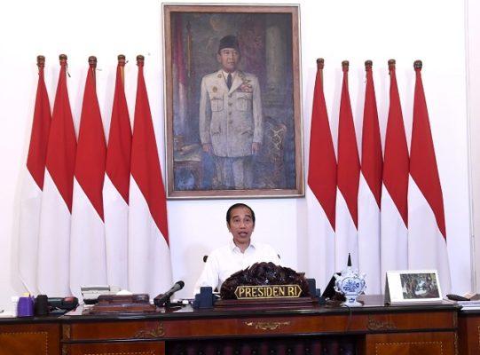 Presiden Jokowi: Dukung Penuh Riset dan Inovasi Terkait Penanganan Covid-19 101