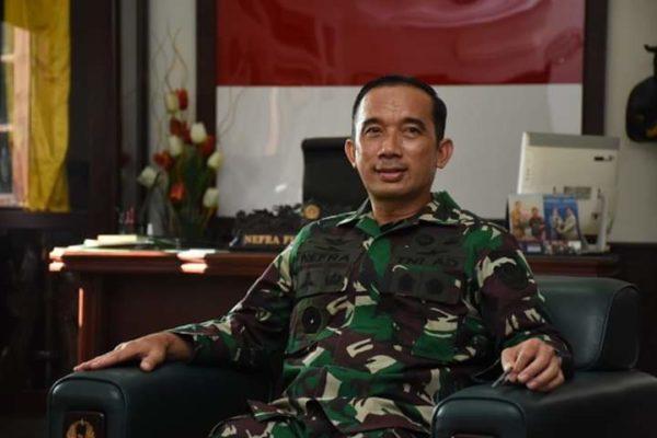 Helikoper Milik TNI AD Jatuh Saat Latihan Terbang Andurance di Kendal 114