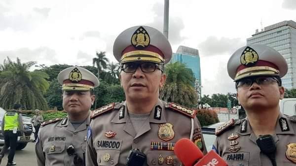 Polda Metro Jaya Tunggu Keputusan Gubernur, Pemberlakuan Kembali Ganjil-Genap 113