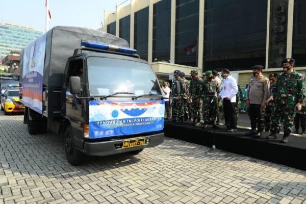 Solidaritas Alumni AKABRI 89 Distribusikan 22.550 Paket Sembako untuk Masyarakat Terdampak COVID-19 102