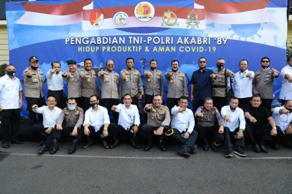 Solidaritas Alumni AKABRI 89 Distribusikan 22.550 Paket Sembako untuk Masyarakat Terdampak COVID-19 101