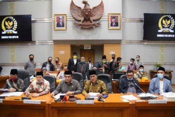 Komisi VIII Dukung Aktivitas Belajar Pesantren di Zona Hijau 101