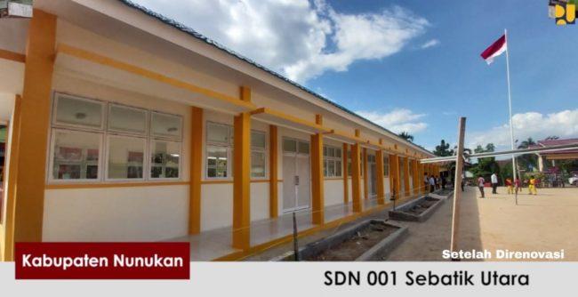 Pemerintah Selesaikan Rehabilitasi 12 Sekolah Dasar dan Menengah di Perbatasan Kaltara 101